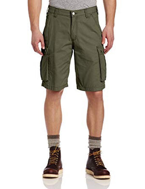 100277 - 253 Rugged  Canvas Short