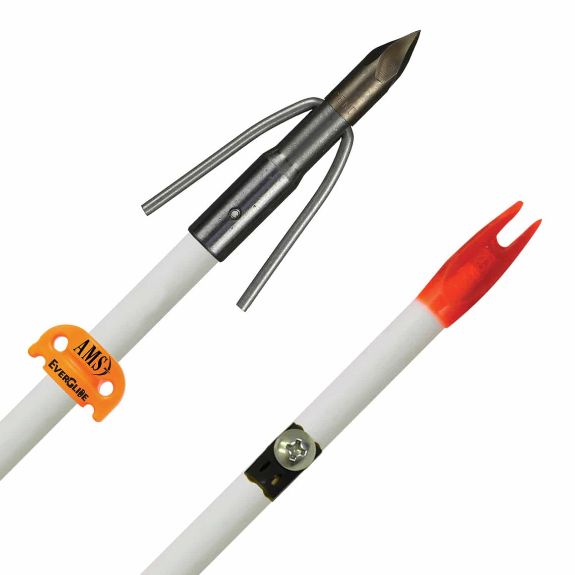 AMS Chaos® XL Arrows and Point