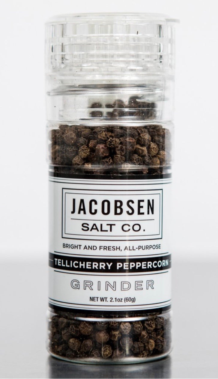Jacobsen Grinder - Tellicherry Peppercorn