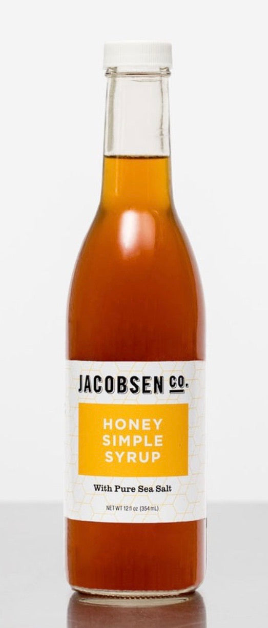Jacobsen Honey Simple Syrup