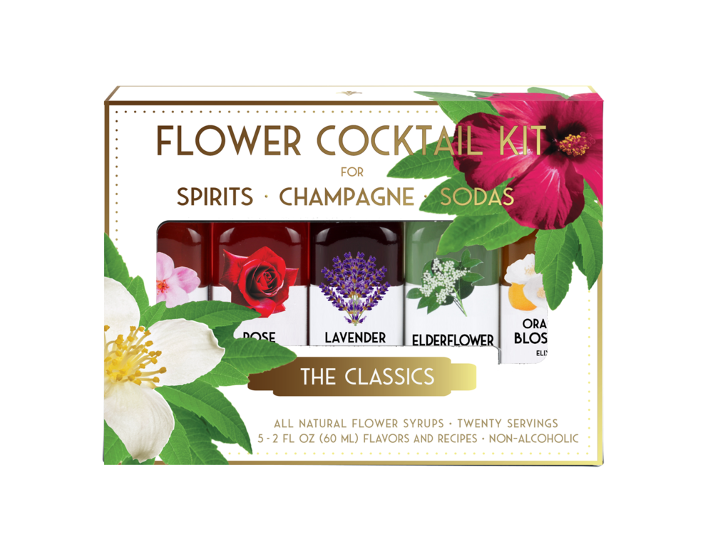 Flower Cocktail Kit