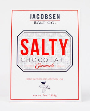 Jacobsen Salty Chocolate Caramels