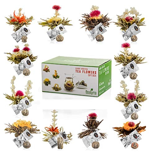 Tea Flowers Gift Box