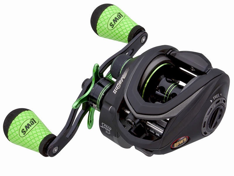 Lews Mach II Speed Spool Casting Reel