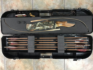 Mountaineer takedown recurve bow kit