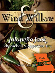 Jalapeno Jack Cheeseball Mix