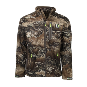 Prime Series Light/Mid Full Zip Jacket