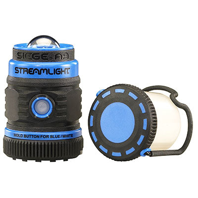 Streamlight Siege AA Ultra-Compact LED Lantern - Blue