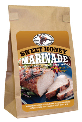 Sweet Honey Marinade