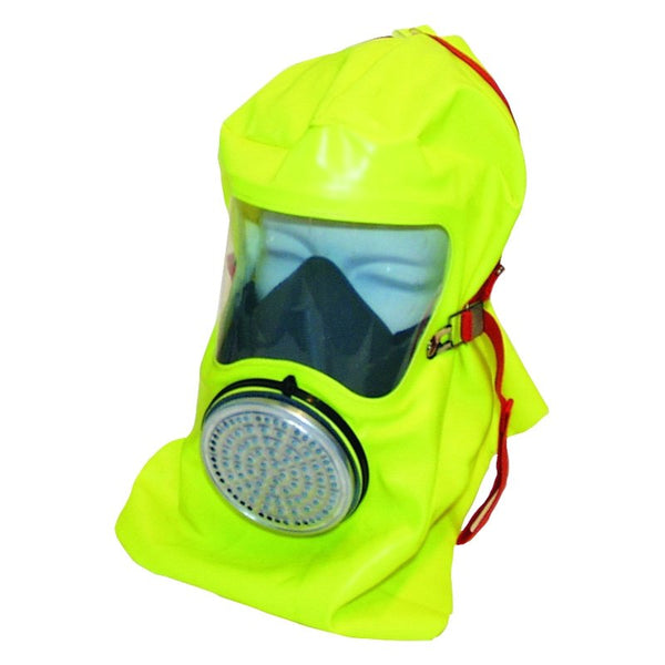 MSA S-CAP Disposbale Emergency Fire Escape Hood