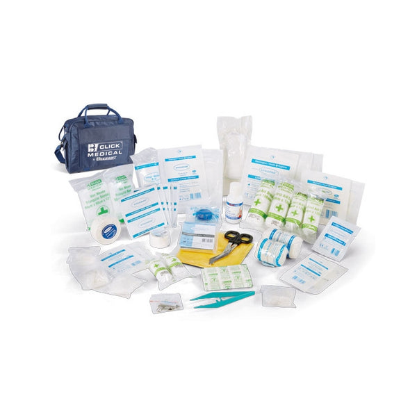Click Medical Advance Team Sports Kit In Large Bag