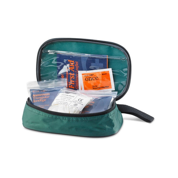 Click Medical 1 Person Firt Aid Kit Pouch
