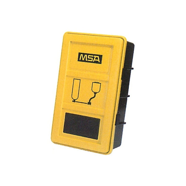 MSA Wall Box - Type A with 1 cylinder
