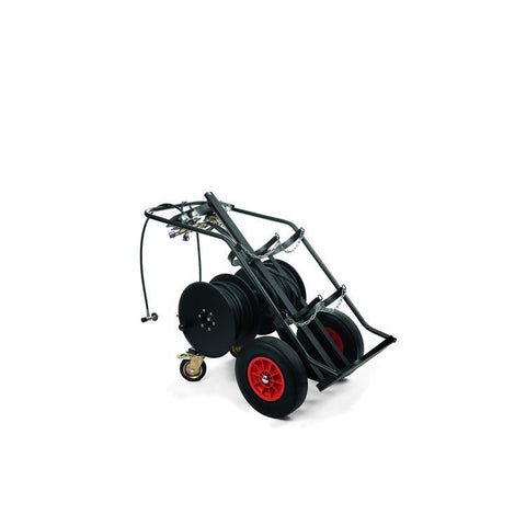 PAS AirPack2 - Trolley, 2 Pneumatics, 2 Hose Reels
