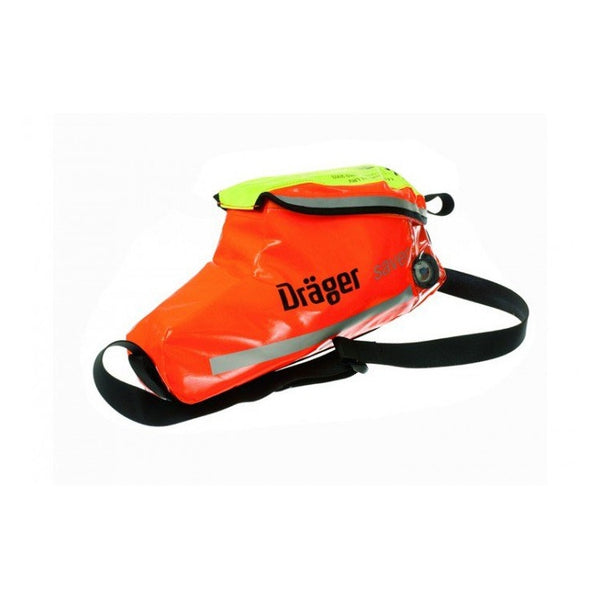 Drager Saver CF10 Emergency Escape Breathing Apparatus (Soft Case + SE)