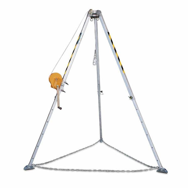 Rescue Tripod and Rescue Winch: 240cm-135cm