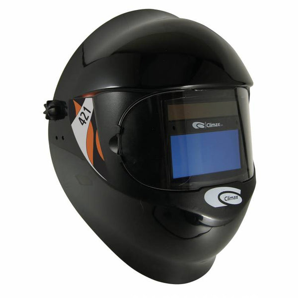 Climax Auto Darkening Variomatic + Welding Mask - shade DIN9 to DIN13