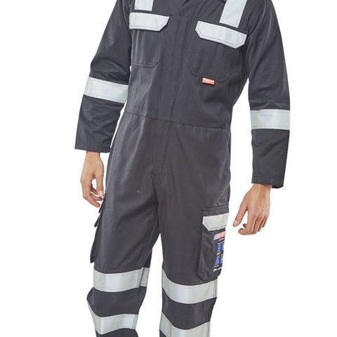 ClickARC Compliant Gort Coverall Navy