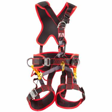 Atlas tree Integral climbing harness