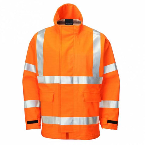 ARC 3 Layer Jacket Orange