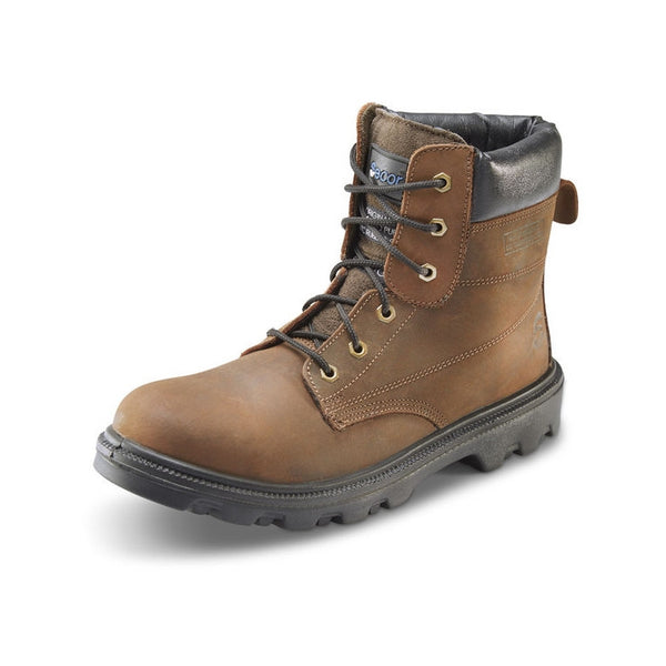 Click Sherpa Boot Brown