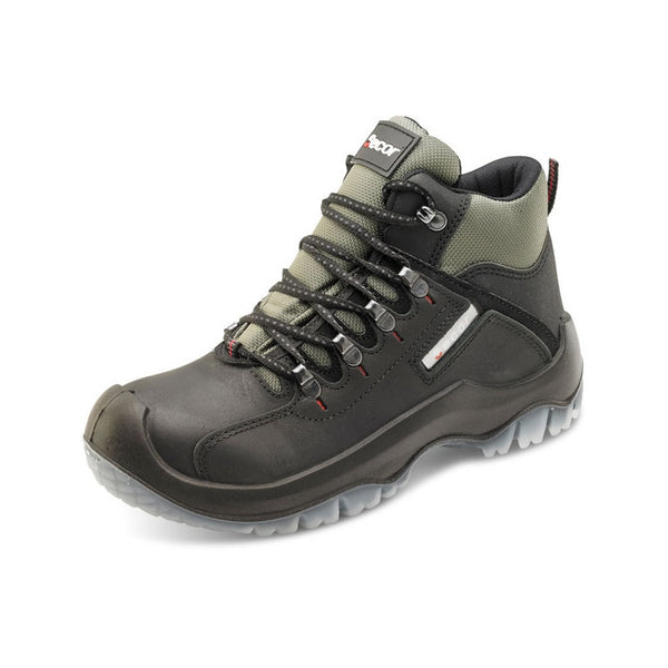 Click Traders Traxion Boot Black