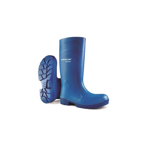 Purofort MultiGrip Safety Wellies Blue