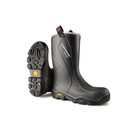 Purofort + Reliance F/S Charcoal Wellies