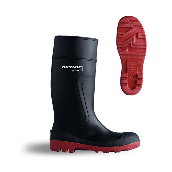 Acifort Warwick full safety Wellies