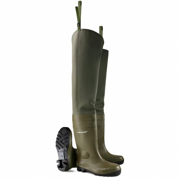 Thigh Waders Full Safety