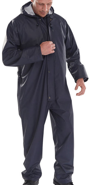 Brecon - Navy Blue Breathable,  Lightweight, supple and a Multi use garment coat