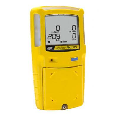 BW GasAlert Max XT II Multi Gas Detector by Honeywell