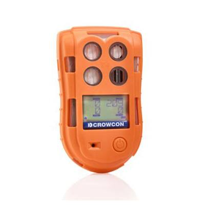 10 Crowcon Tetra 4 Multi Gas Detector & 10 Way Charger and Multi Region Power Supply