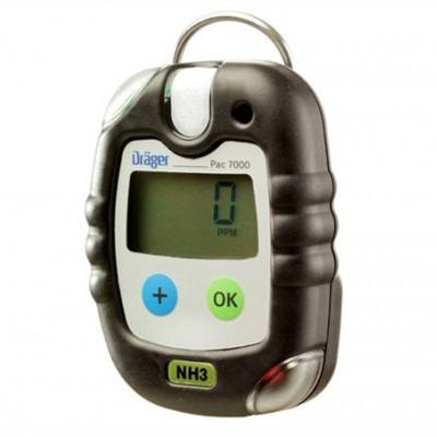 Pac 8000 Single Gas Detector by Dräger