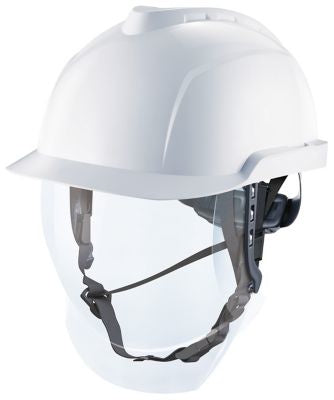 V-Gard 950 Cap Non-Vented With 4 Point Chinstrap Fitted And Reusable Bag