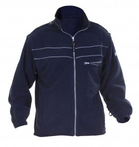 Navy Hydrowear Fleece Jacket - Ribble Europe