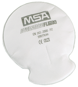 MSA FLEXI Filters (Pack of 5 Pairs)