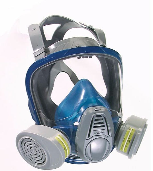 MSA Air-Purifying Respirators Advantage 3200 ''Twin''
