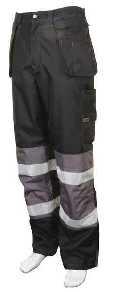 Click Tradesman Cordura Weatherproof FullyLined Trousers