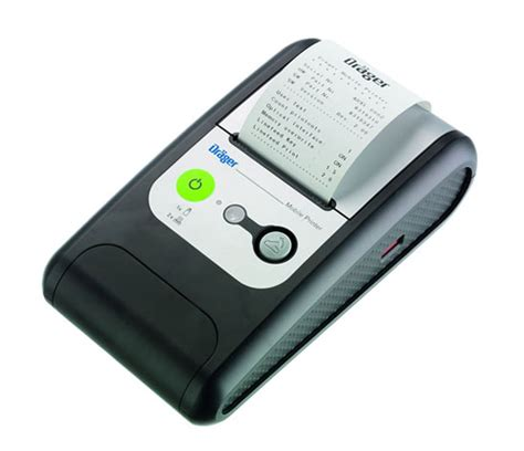Dräger DrugTest 5000 Mobile Printer