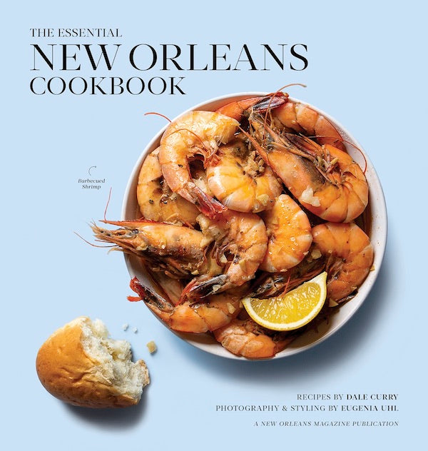 The Essential New Orleans Cookbook