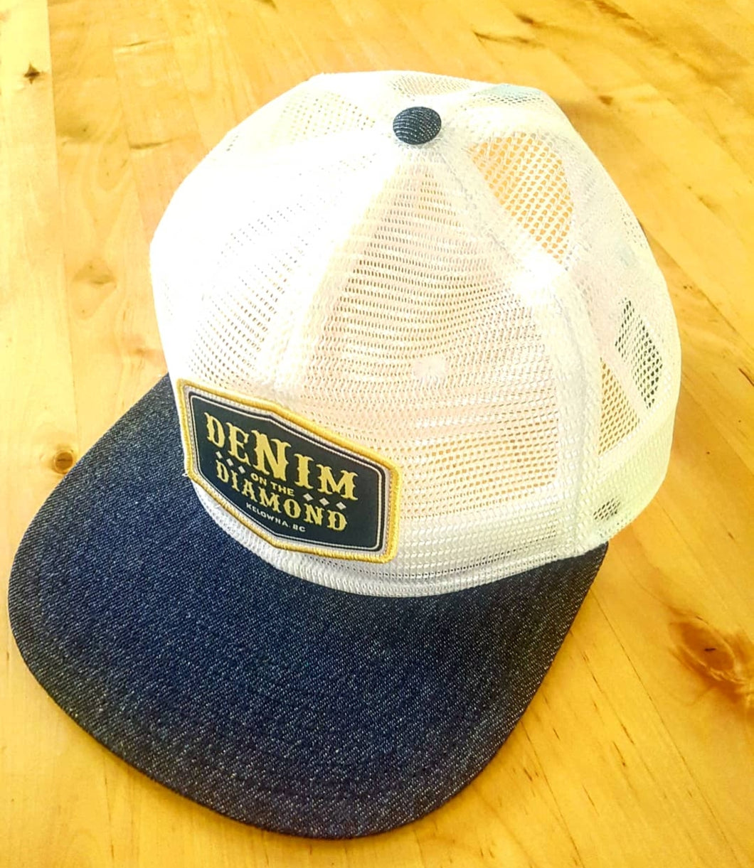 All-Mesh Boating Hat