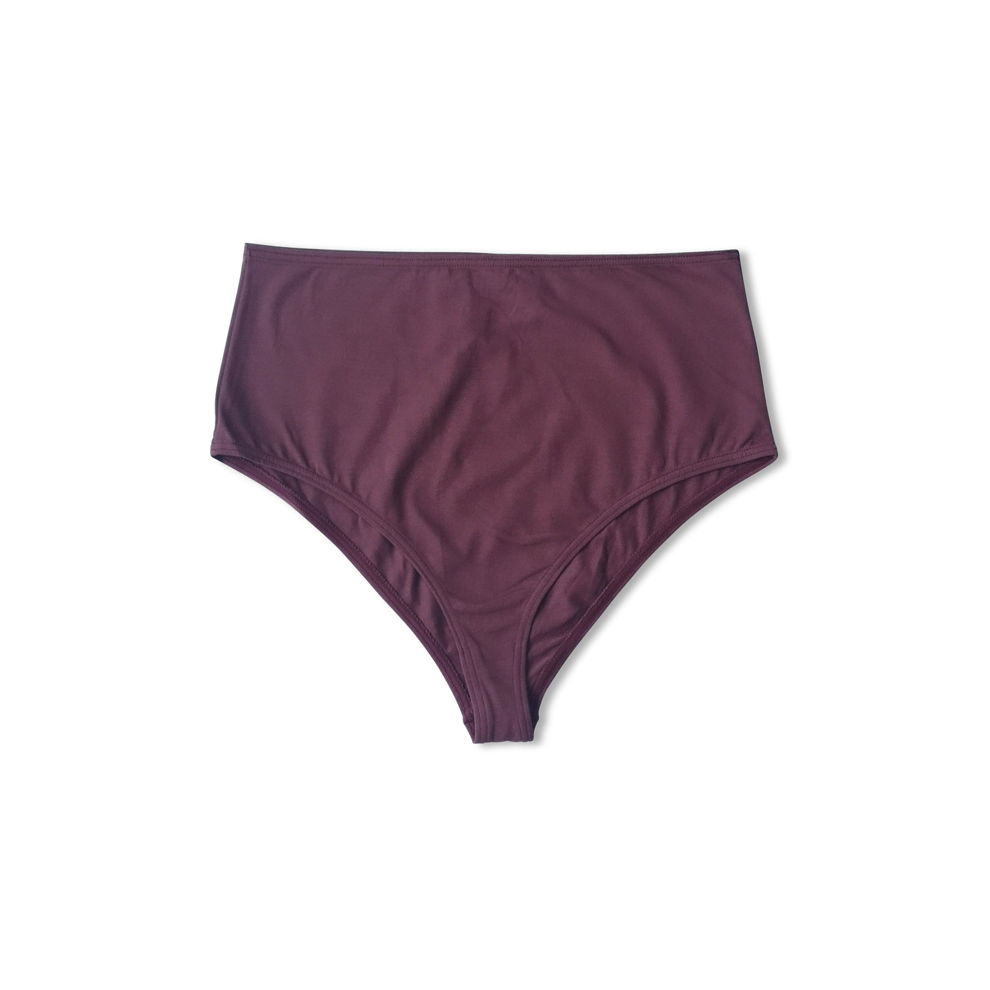 High-Rise Brief - Mauve - The Lake