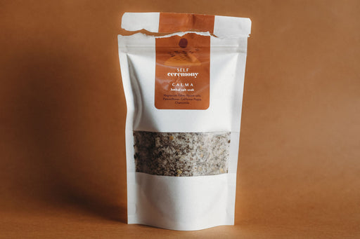 Calma Herbal Salt Soak - The Lake