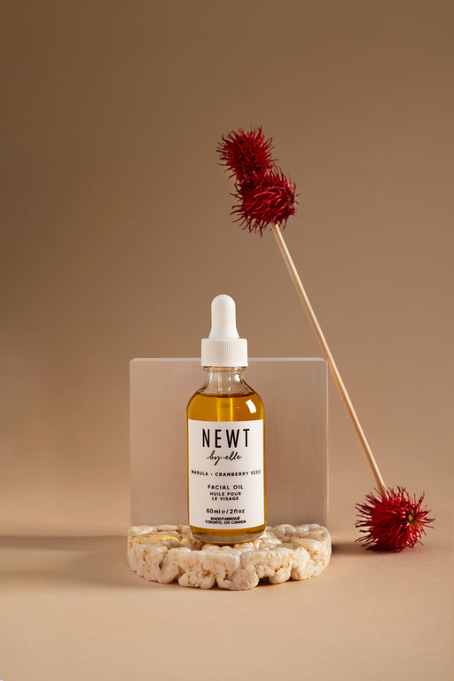 Marula * Cranberry Seed Face Oil - The Lake