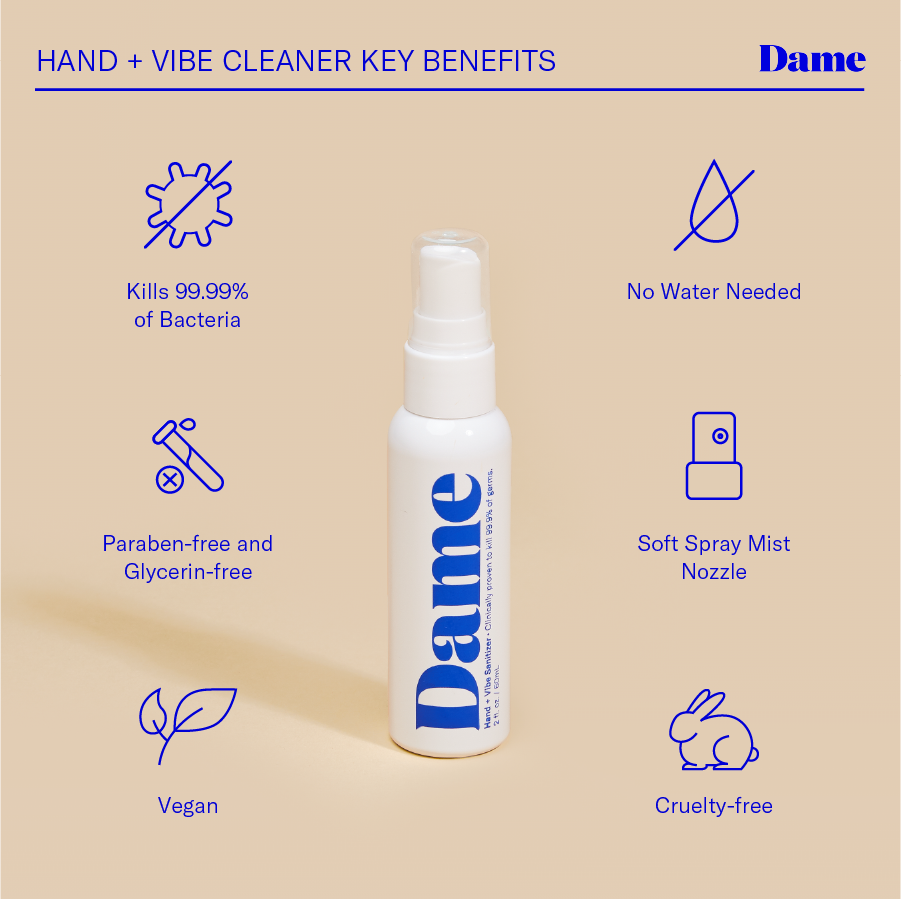 Dame Cleaner | Dame Products | The Lake