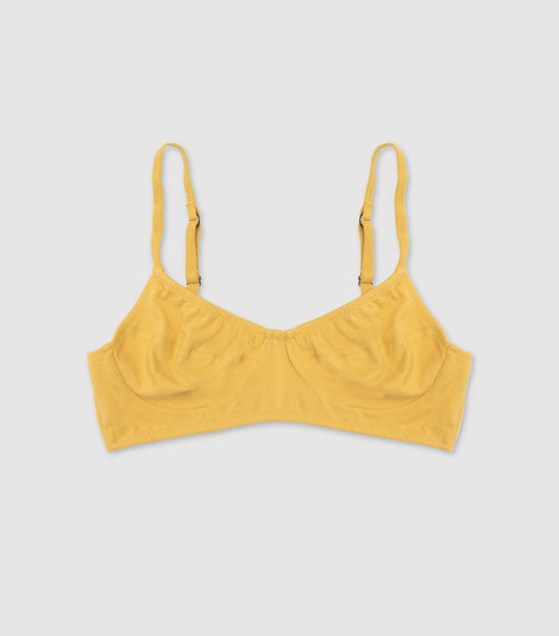 NICO Full Cup Wirefree Bralette Marigold - The Lake