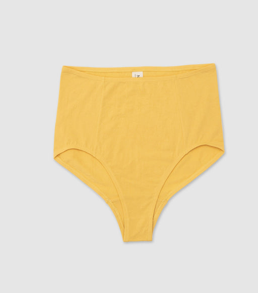 NICO Underwear High Waisted Brief Marigold - The Lake