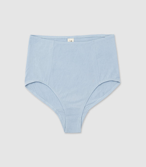 NICO Underwear High Waisted Brief Powder Blue - The Lake