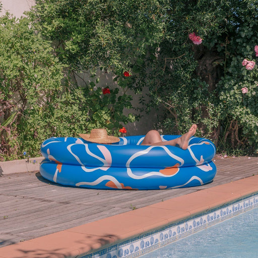 Anna Beam x Mylle Inflatable Pool from Slowdown Studios - The Lake